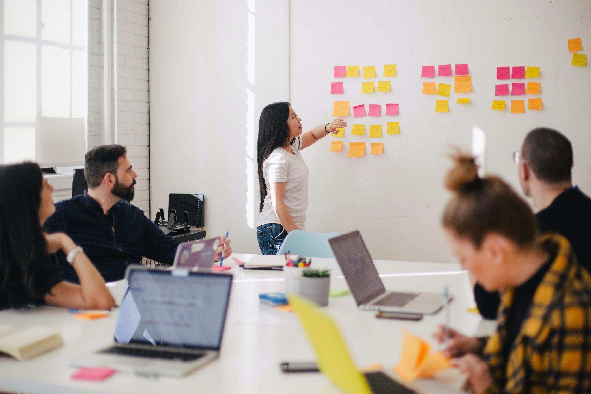 Networking sales tactics