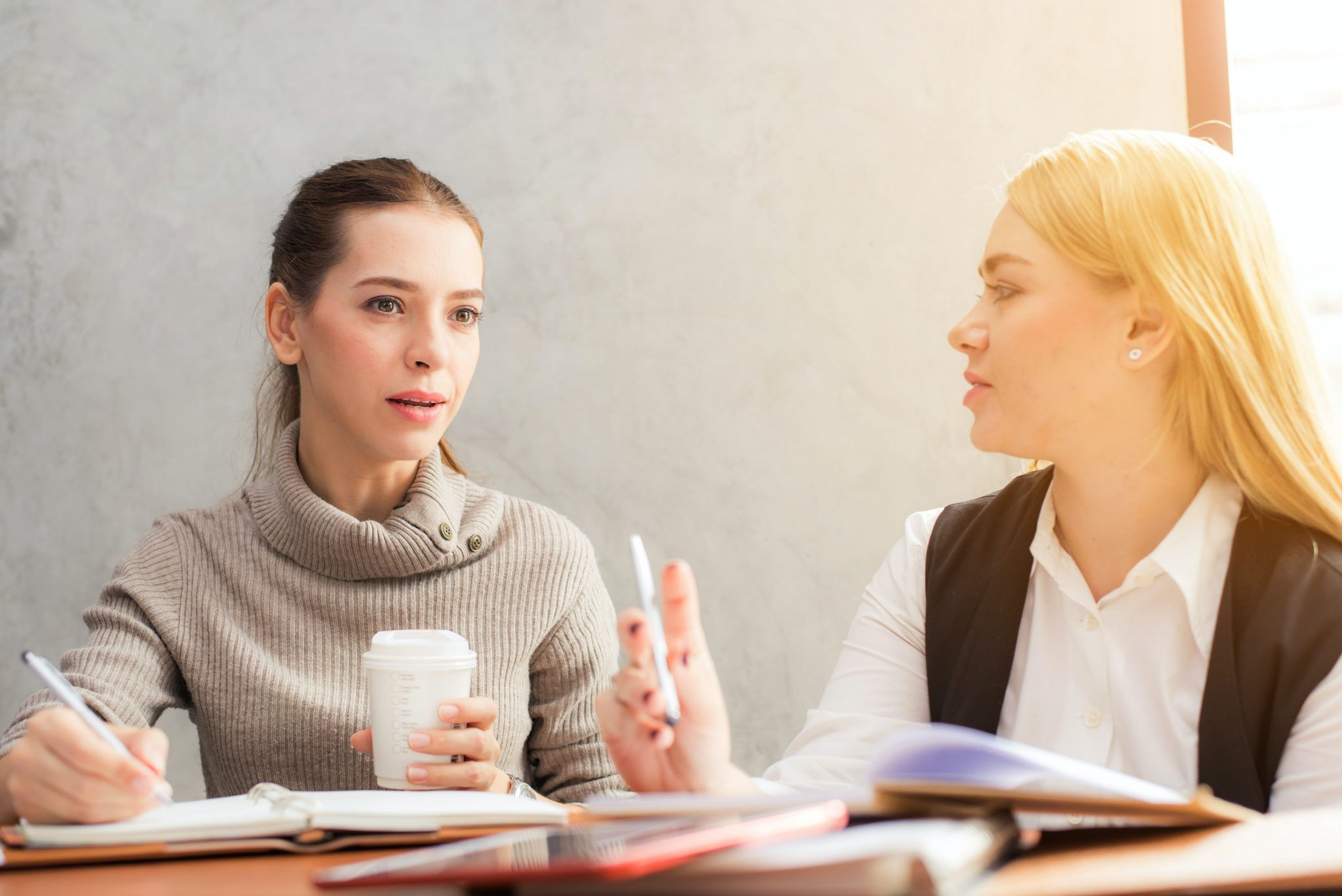 Building recruitment relationships